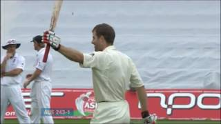 2009 Ashes  1st Test Highlights Australia 674/6.