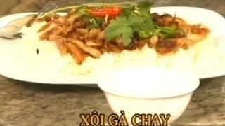 Xôi Gà Chay - Xuân Hồng (Lửa Hồng Cooking Show)