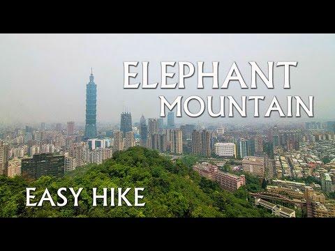 🌄{Hiking} Taiwan Travel -- ELEPHANT MOUNTAIN In Taipei (臺北象山)