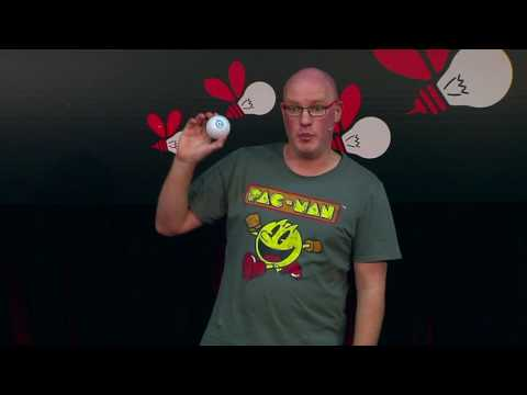 A geek, 2 daugthers and a robot. | Keran McKenzie | TEDxIpswich