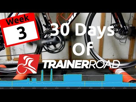 Netflix And Work Hard :: Trainer Road 30 Day Test :: Week 3