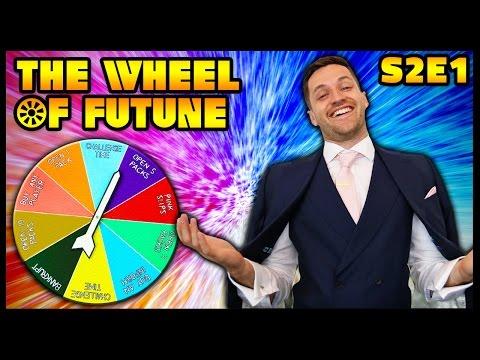 THE WHEEL OF FUTUNE! - S2E1 - Fifa 16 Ultimate Team
