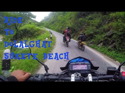 RIDE TO DOLALGHAT II SUKUTE BEACH II MONSOON RIDE