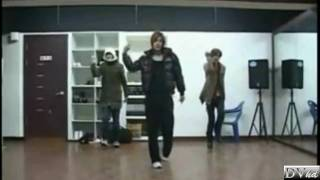 SS501 (Kim HyunJoong) - Ur Man (dance practice) DVhd