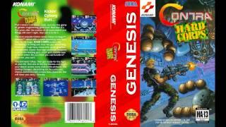 [SEGA Genesis Music] Contra: Hard Corps - Full Original Soundtrack OST