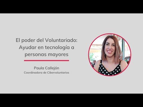 El poder del Voluntariado:  Ayudar en tecnología a personas mayores