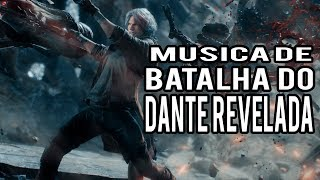 Devil May Cry 5 - Tema de Batalha do Dante REVELADO ( Subhuman)