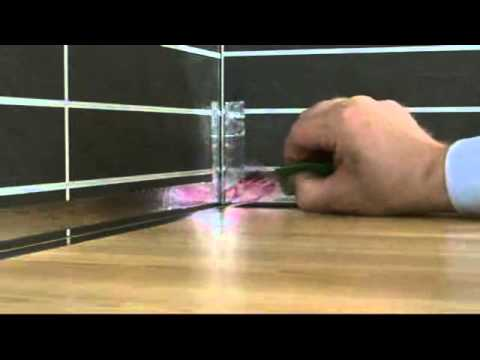 Cornertape How To Re Silicone Your Kitchen Worktop Youtube