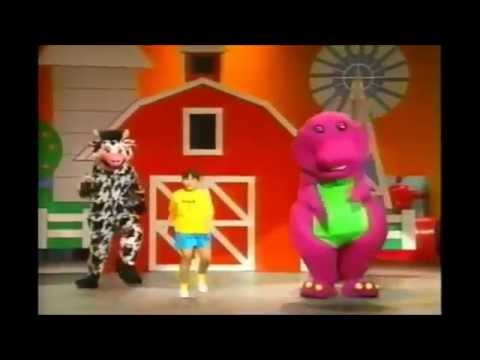 Barney In Concert Join Along Youtube