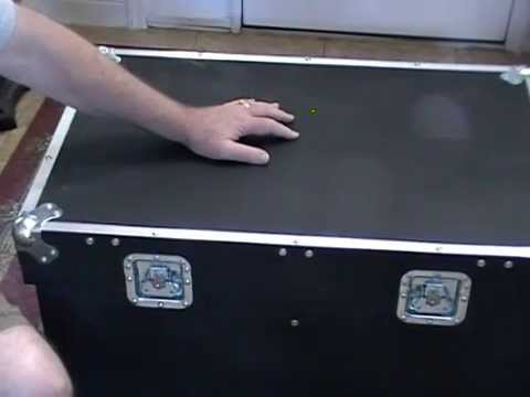Musician S Road Case Diy Build Youtube