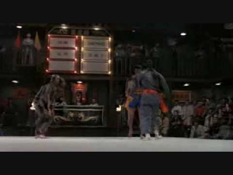 Bloodsport-Steal The Night