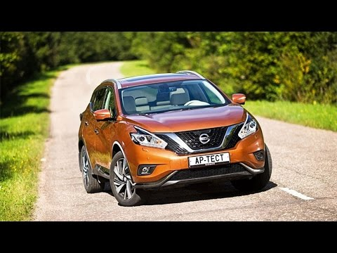 Новый Nissan Murano и Леонид Голованов