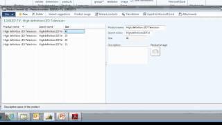 Microsoft Dynamics AX 2012 Module de Production, de Nouveaux Produits