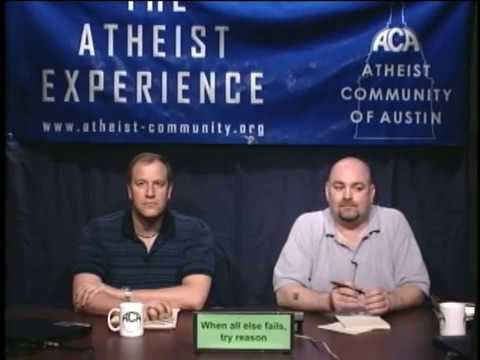 Atheist Experience #493 with Matt Dillahunty and Don Baker