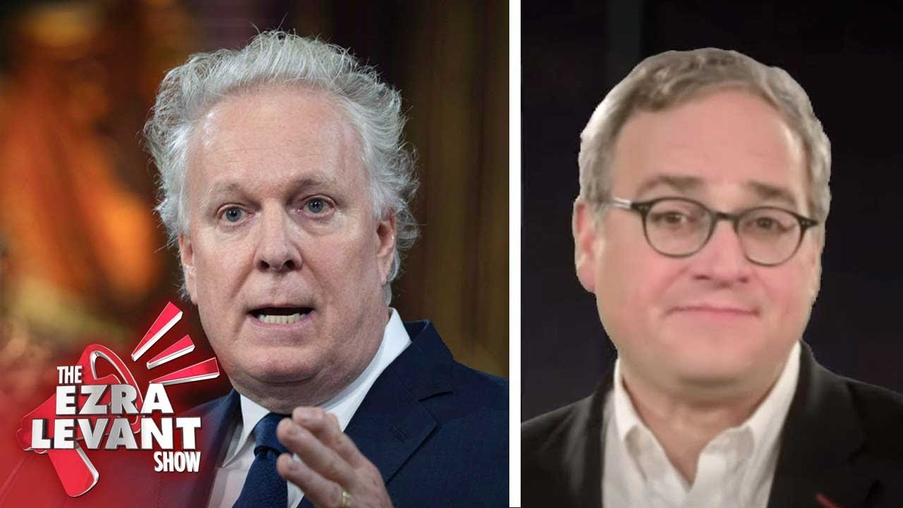 China rents former Canadian politician Jean Charest in Huawei case | Ezra Levant