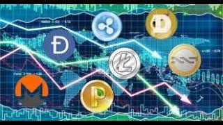 Bitcoin - Ripple - Litecoin - Dash Teknik İnceleme- Bitcoin Al Sat