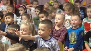 Золотой чай - театральный спектакль в детском саду