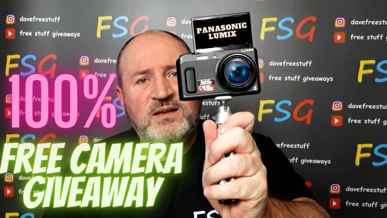 FREE PANASONIC LUMIX TZ57 camera giveaway