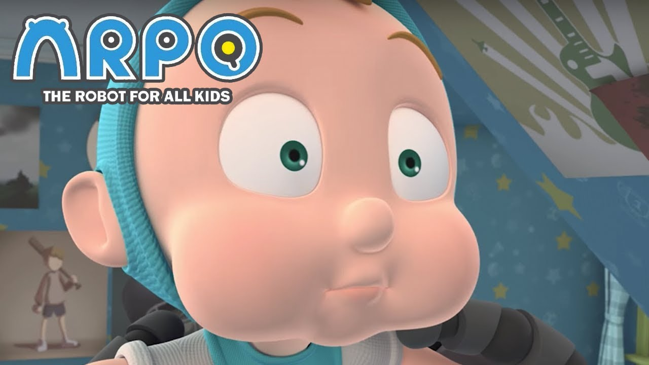 ARPO The Robot For All Kids - Full of Air | Compilation | Cartoon for Kids