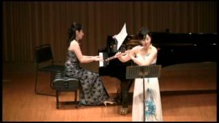 2012年6月に銀座、王子ホールで行われた「初夏のひとときコンサート」で...