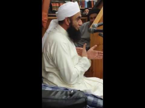 Maulana Tariq Jameel  Edinburgh Blackhall Mosque 27.11.2013 (Part 2)