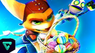 Top 10: Ratchet and Clank Easter Eggs and Facts