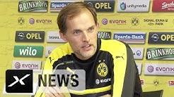 Thomas Tuchel: Kritik an Joachim Löw, Lacher wegen Marco Reus   Bayer Leverkusen - Borussia Dortmund
