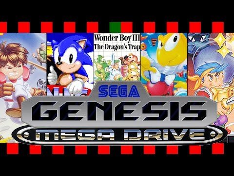 SEGA Genesis & Mega Drive Classics - Roulette Saturday - Episode 5 : Part 3 thumbnail