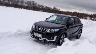 Взял новую Suzuki Vitara - как держит удар?