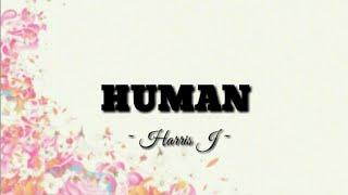 Harris J - Human   Lyric