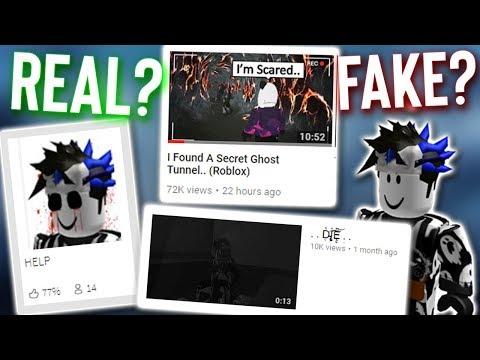 Roblox Ghost Myth