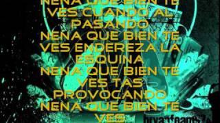 Don Omar - Nena Que Bien Te ves (Con Letra)