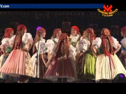 European Folk Dances - Expressing Life's Joys