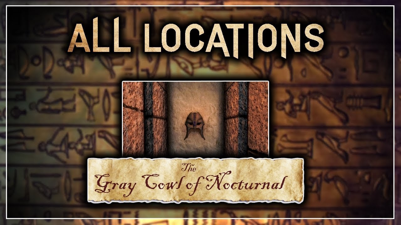 Video All Locations In The Alikr Desert The Gray Cowl Of