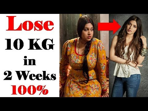 Download Bhumi Pednekar secret Diet Plan For Weight Loss | How to Lose Weight Fast 10 kg | Celebrity Diet