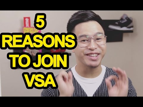 5 REASONS TO JOIN VSA (VIETNAMESE STUDENTS ASSOCIATION)