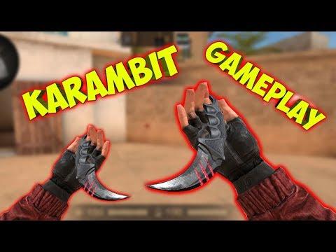 GAMEPLAY KARAMBIT SKRATCH | STANDOFF 2
