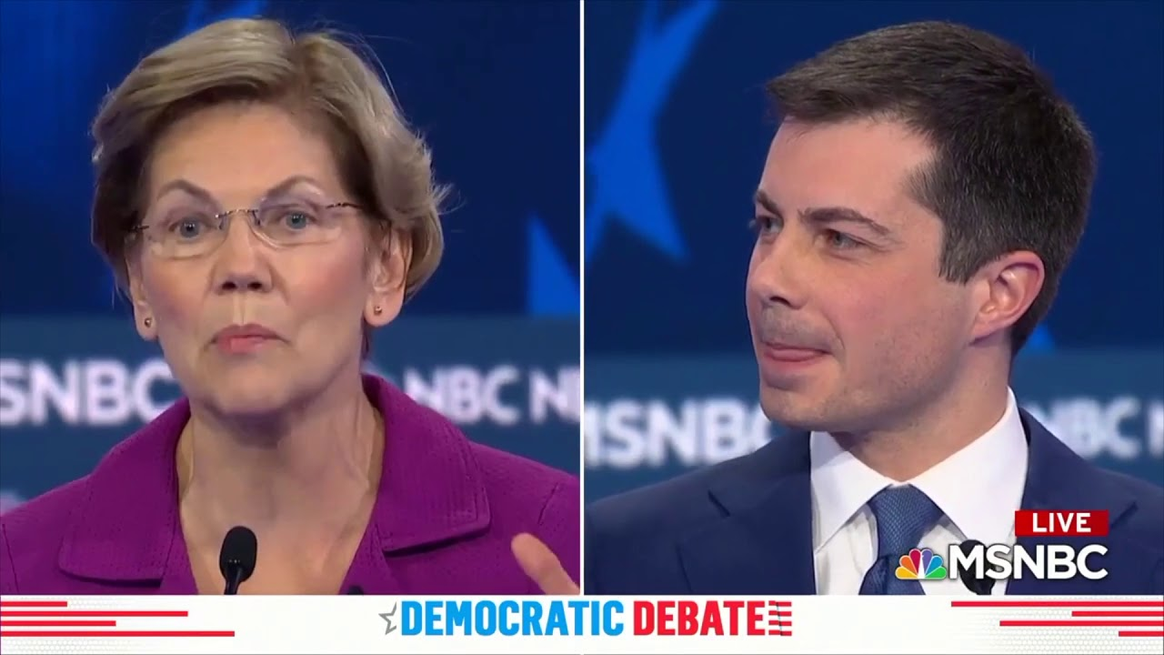 The most savage lines at the Democratic debate