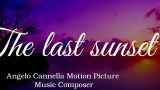 The last sunset - Piano