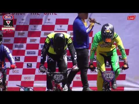 2018 Grand Final Series Drop The Gate Thrill BMX RACE