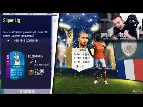Fifa 18 XL Pack Opening + Sbc´s HYPE 😱🔥