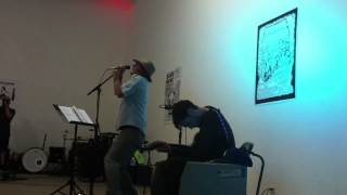 The Bicycle Thief : Boy At A Bus Stop Live At Save Music In Chinatown