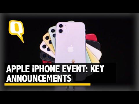 Apple Event Highlights: