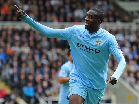 Yaya Touré - The Ultimate Compilation (2010-2015) HD