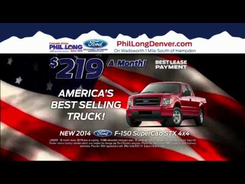 Phil Long Ford of Denver Anniversary Special