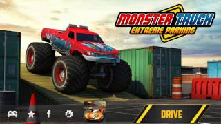 Monster Truck Extreme Racing ▶️Best Android Games GamePlay 1080p(by Game On Studios)