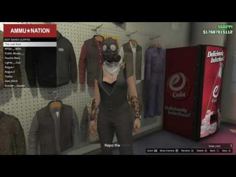Biker Vest Glitch For Female Character | READ DESCRIPTION | GTA V online Gameplay