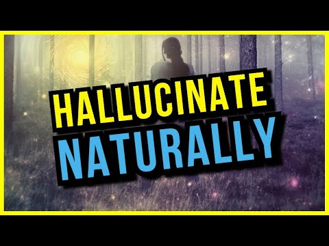 How To Instantly Hallucinate Naturally, Without Drugs: Tutorial + A Warning