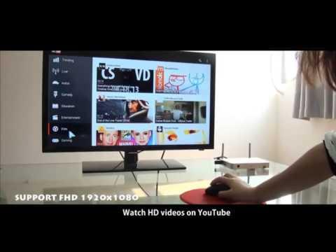 Best Media Player Ugoos UT1 - 1.6GHz Quad Core CPU, 2GB RAM
