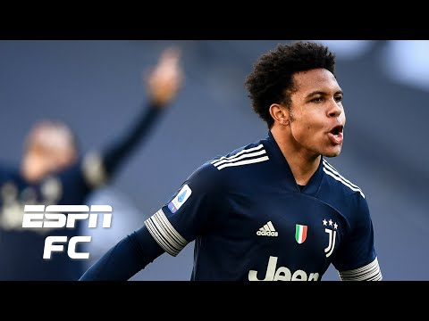 Weston McKennie is 'like gold' to Andrea Pirlo at Juventus - Gab Marcotti | ESPN FC